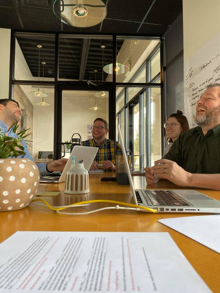 Colloredo Staff Meeting